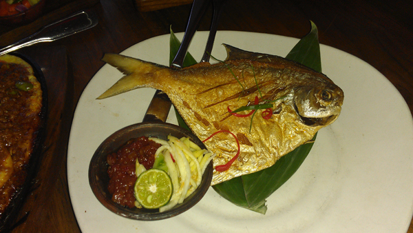 Lovely Fish dinner